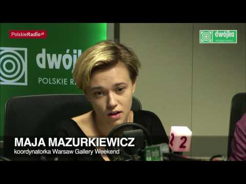 Warszawski weekend nie tylko z Beksińskim (Dwójka)