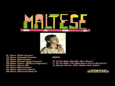 Maltese - Mama (Krimen Project Version) 2016 !