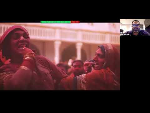 Presentación Grandes festivales de la India