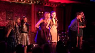 """The Sound of Music Medley"" Von Trapp Children from Sound of Music Live! - 54 Below"