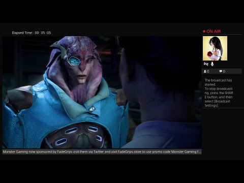 Mass Effect Andromeda Side Quest and Exploration Series Part 1 with /\/\onst3r