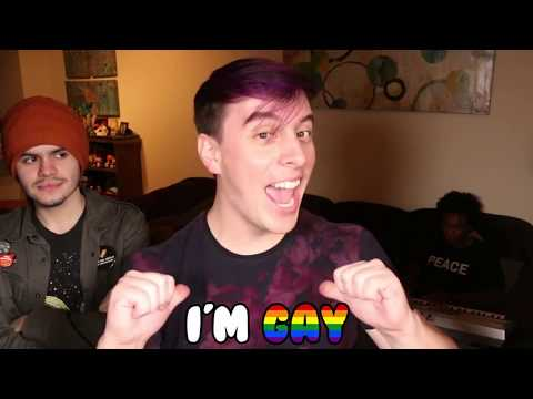 Thomas Sanders Song - I'm Gay