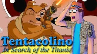 AniMat Watches Tentacolino (In Search of the Titanic)