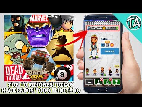 Top 20 Mejores Juegos Hackeados Para Android Actualizados A Su