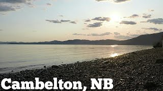 My Day Trip To Cambelton, NB! (And A bit of Quebec too!)