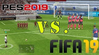 FIFA Mobile 2019 beta | РАЗРАБОТЧИКИ УДИВИЛИ НАС...