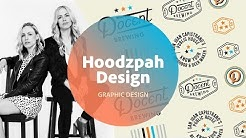 Live Graphic Design with Hoodzpah Design - 1 of 3