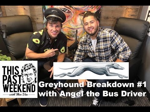 Greyhound Breakdown #1 | This Past Weekend #91