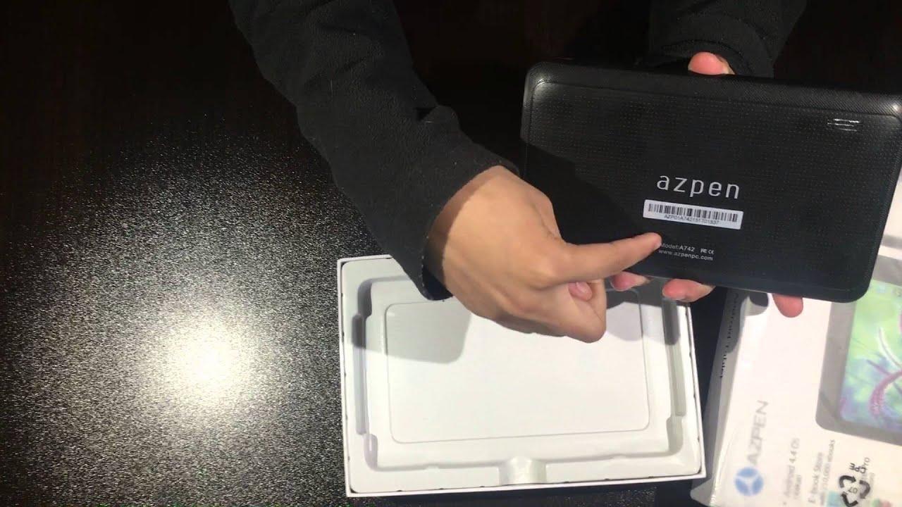 Azpen Innovations Presents: Azpen A742 Unboxing
