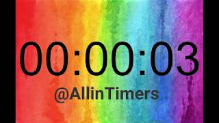 3 Second Timer | AllinTimers