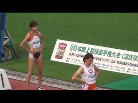 日本陸上混成競技2015 女子七種...