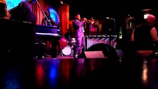 """the Corey Wilkes Quintet  -  Live in Chicago  -  """"Butterfly""""  -  10/13/2012."""