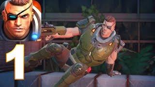 Hero Hunters - Gameplay Walkthrough Part 1 (iOS, android)