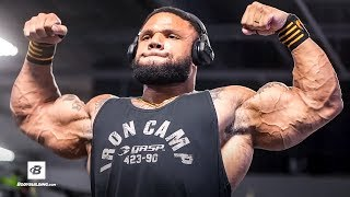 Beast Mode Arm Workout | Joe Robinson