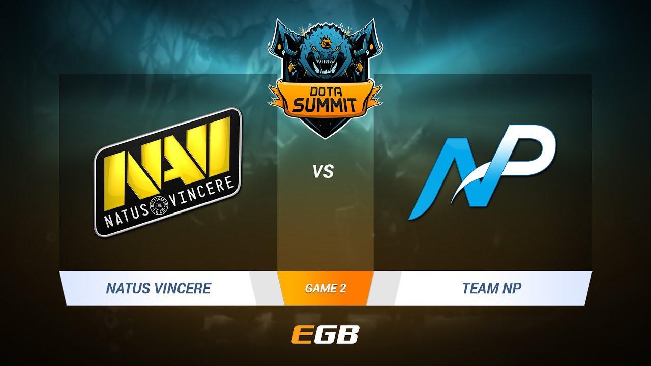 Natus Vincere vs Team NP, Game 2, DOTA Summit 7 LAN-Final, Day 4