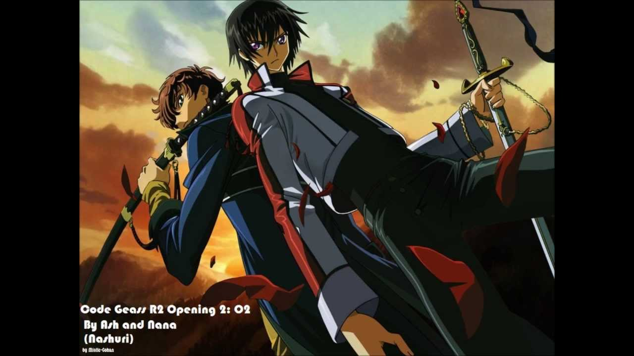 Nashuri Code Geass R2 Opening 1 O2 Cover Youtube