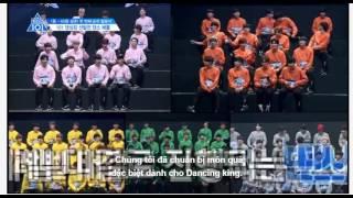 [Produce101ss2] [Vietsub] EP 5 cut Lưu ý đây không phải là buổi biểu diễn của idol nữ ở quân đội -))