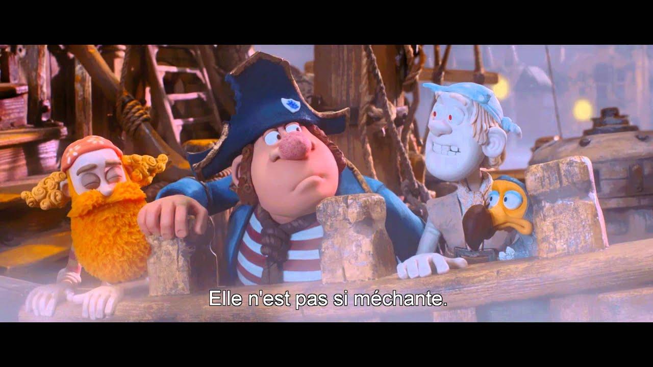 Les Pirates ! Bons à rien, Mauvais en tout - Bande Annonce - VOST