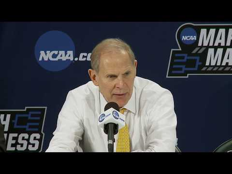 News Conference: Michigan - Post Game