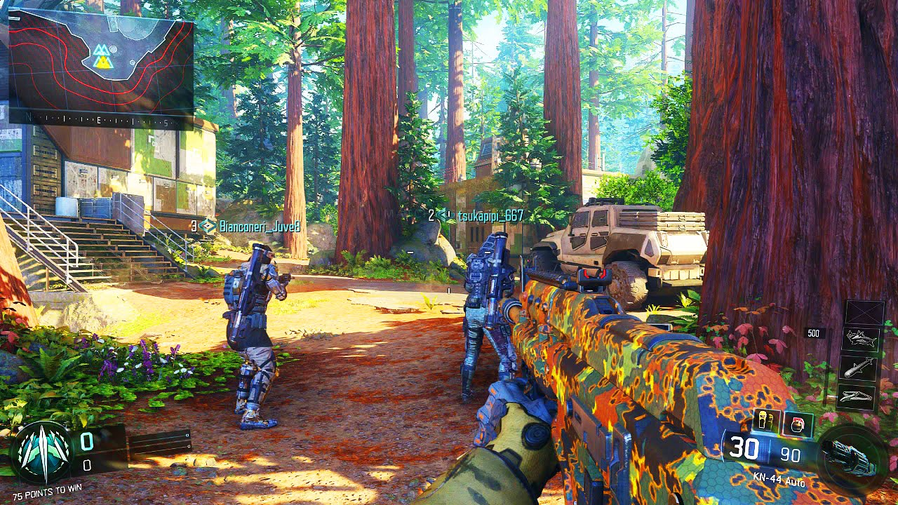 Call of Duty: Black Ops 3 multiplayer - Everything we know ...