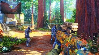Call of Duty: Black Ops 3 Multiplayer Gameplay