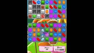 Candy Crush Saga Level 199 No Boosters 3 Stars