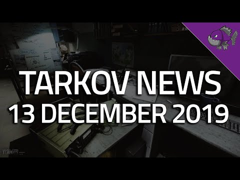 GHOST Updates, Armour Rig And Scope Changes And More - EFT Daily News - Escape From Tarkov
