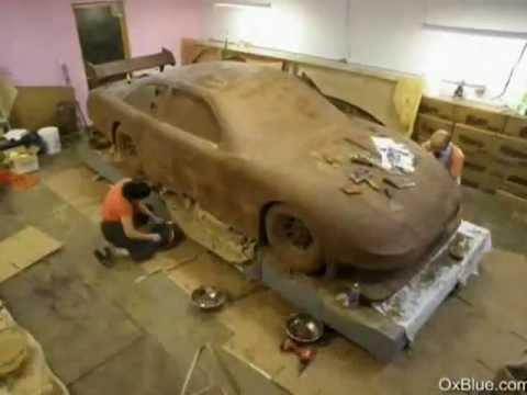 Life Size Ferrari Cake