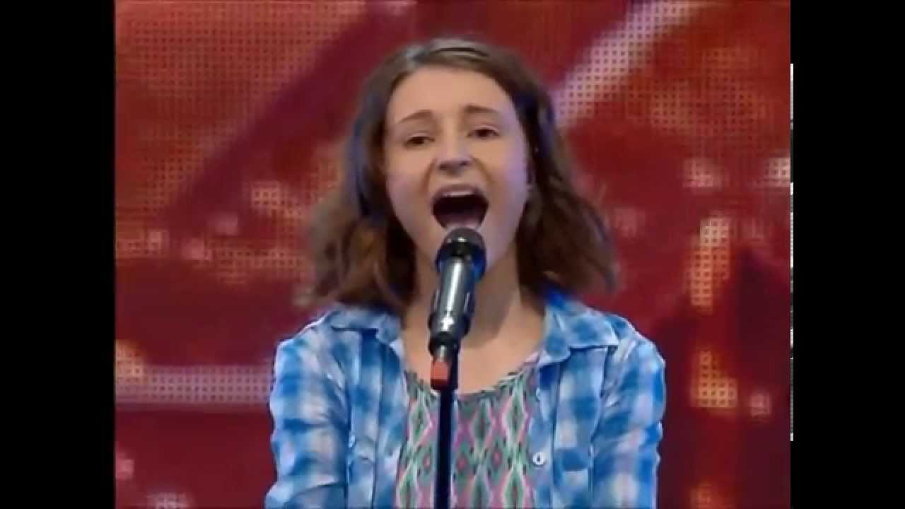 Girl Sings Sia S Chandelier On X Factor Audition Georgia