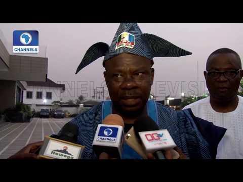 Gov Amosun Reacts To Drama At APC Rally In Ogun thumbnail