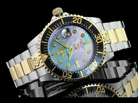 Invicta 22026 47mm Grand Diver Commemorative Edition Automatic Bracelet Watch
