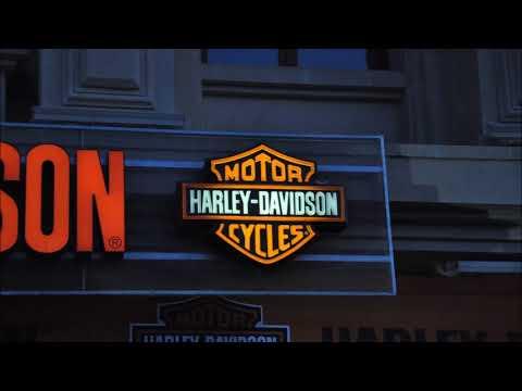 Harley-Davidson Baku & Hazzard Energy.