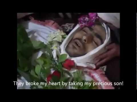 Al-Zabadani, Damascus. Martyr Husaam Muhammad Khair-Althahab. 17/12/2011