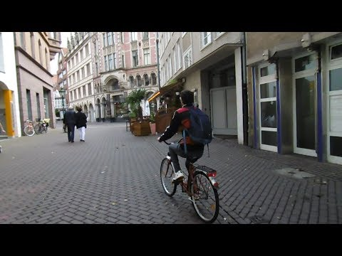 1 day trip to hannover (bike)
