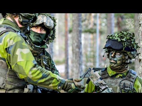 Trident Juncture 2018 – SWEFIN Cooperation