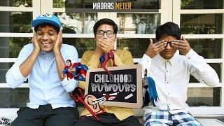 Childhood Rumours   Varadhu, Partha & Uppli   Madras Meter
