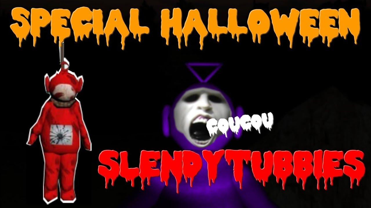 fr special halloween on deteste les teletubbies slendytubbies