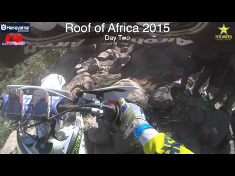 Jarvis - The Roof of Africa Day 2 - Things Just Got Tougher