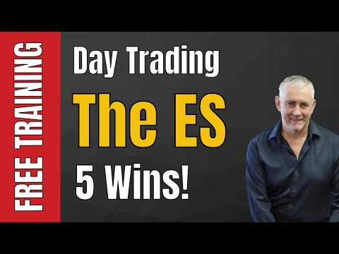 Day Trading The ES 5 Winners