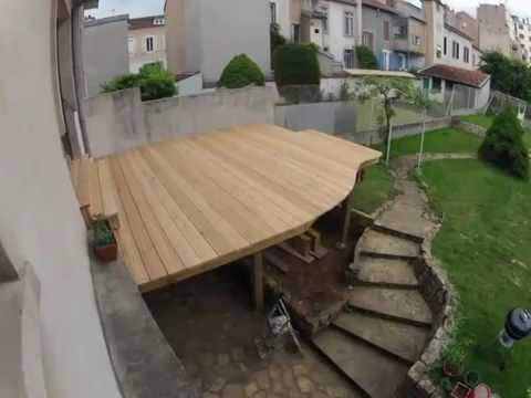 terrasse suspendue youtube. Black Bedroom Furniture Sets. Home Design Ideas