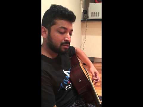 Parbona ami charte toke - Arijit Singh cover by Majed