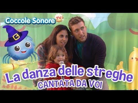 La danza delle streghe -  Italian Songs for children by Coccole Sonore