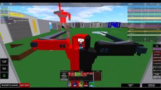 Random Mech vs. Lord Leader Roblox BYM