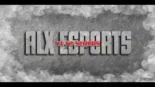200+ Scrims Host By ALX eSports