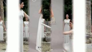 Платье Стиле Греческой Богини