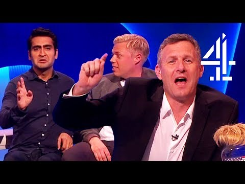 Adam Hills Really Tries To Change The Topic Of Conversation!   The Last Leg