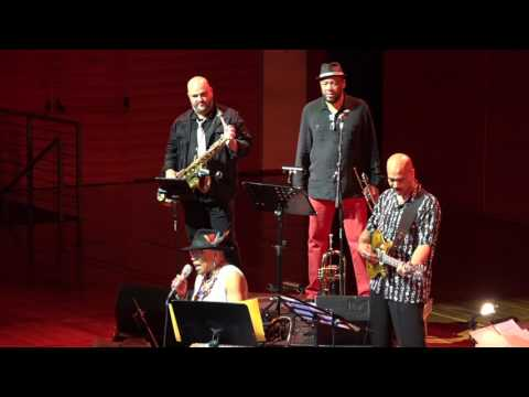 "Narrazioni Jazz 2017 :DEE DEE BRIDGEWATER ""MEMPHIS"" 18 - 05 - 2017 Pt.1"