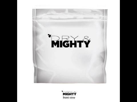Dry Mighty Heavy Duty Ziplock Bags