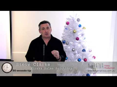 30 seconds tip: for small business from small business - Steve Clarke