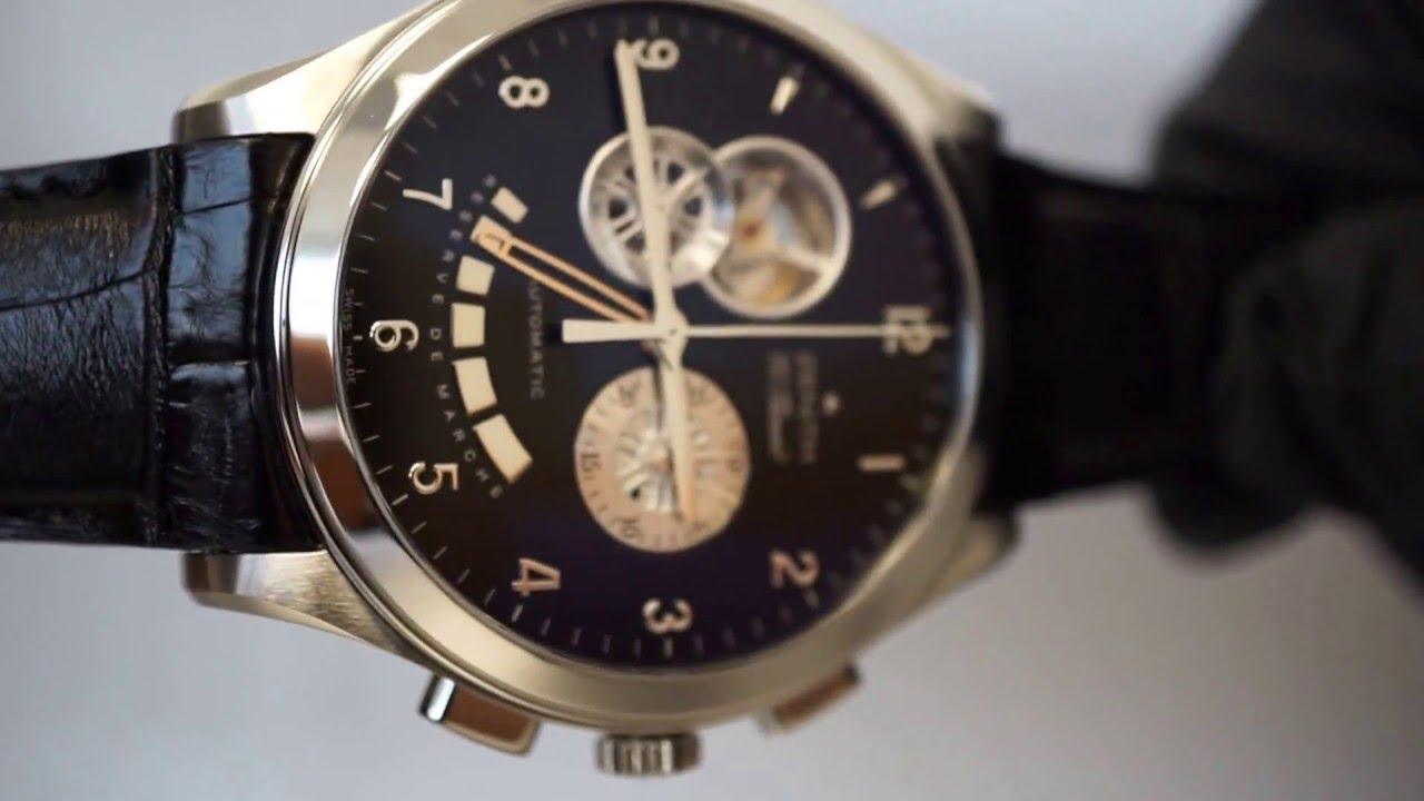 Brand NEW Zenith Captain El Primero Grande Class XXT Open  03.0520.4021 22.c492 Watch 199ad2cc31